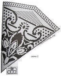 Картинки по запросу как связать сетку в филейном вязании.