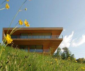 Maison contemporaine - maison container - photo maison ...