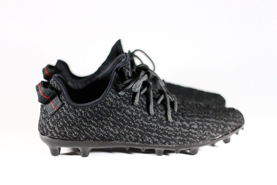 YEEZY Boost 350 Transformed into Soccer