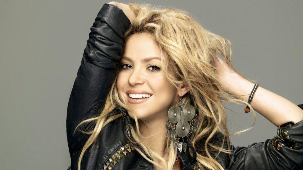 Cute Shakira Hd Wallpapers Free For Desktop Espagnol