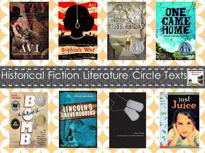 Middle School Historical Fiction Novels Favorite Books Pinterest