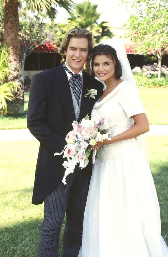 The 11 Best Things About Being Married Tv Weddings Wedding Dresses Celebrity Weddings