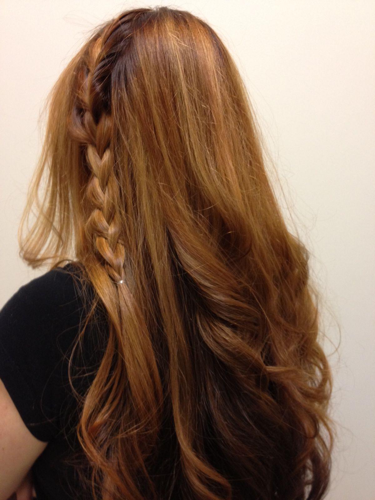 My sisters new hair Dat hair Pinterest