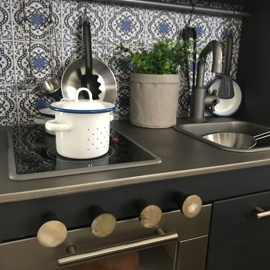 Ikea Play Kitchen Hack POPSUGAR Australia Parenting Küche