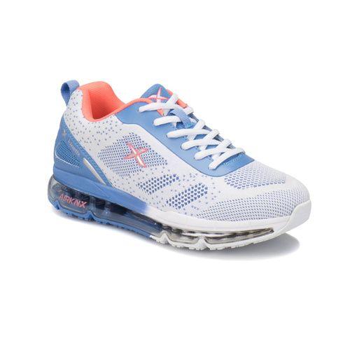 Kinetix Argus W Beyaz Acik Mavi Pembe Kadin Fitness Ayakkabisi 1 Mavi Urunler Kadin