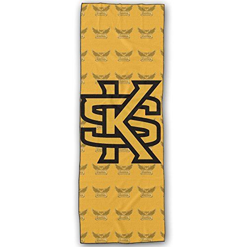 Kennesaw State Owls Logo Yoga Mat Towel *** Click image to review - spreadsheet apple