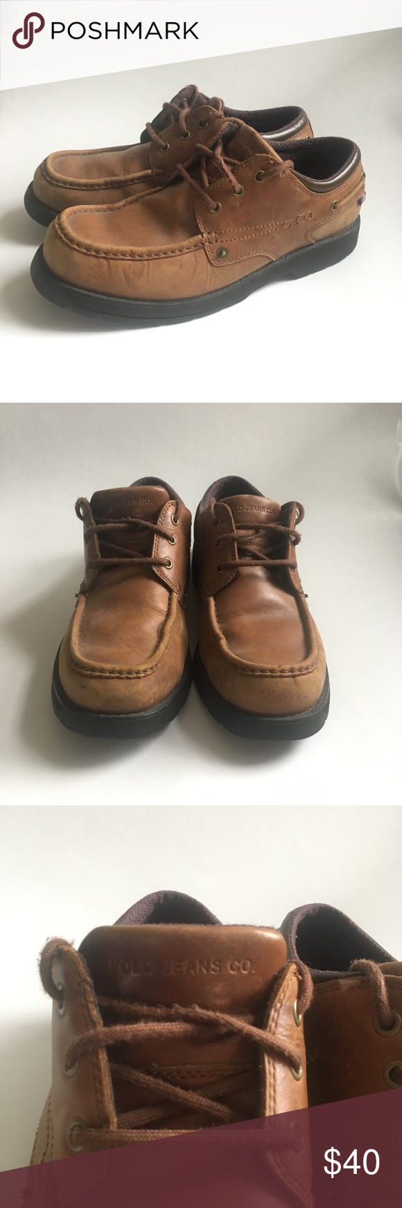 polo boots low cut - 65% OFF