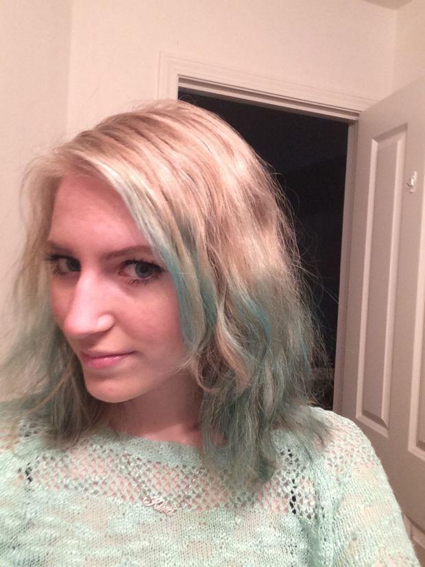 New Fair Skin Hair Color