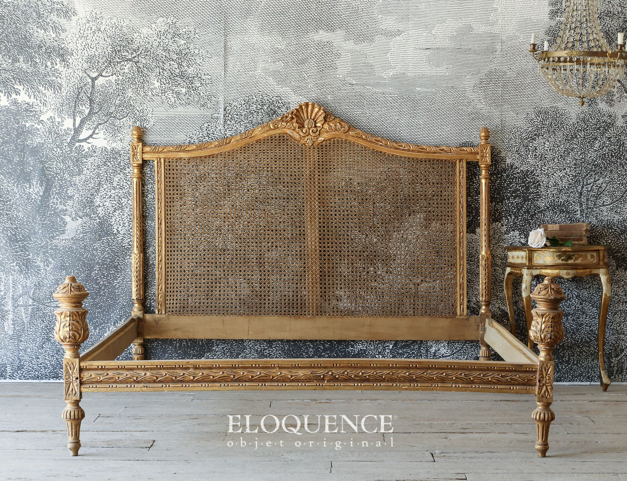Eloquence Antique Bed Beds