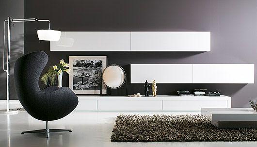 Nuevo catálogo de muebles de salón comedor moderno | Salónes ...