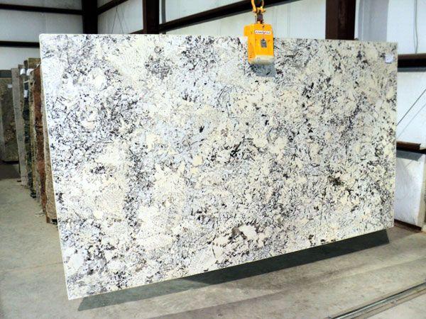 Supreme White Granite Slab 5092 White Granite Slabs Granite Slab White Granite