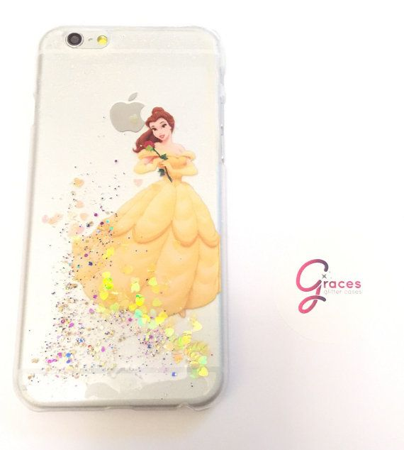 iphone 8 disney case beauty and the beast