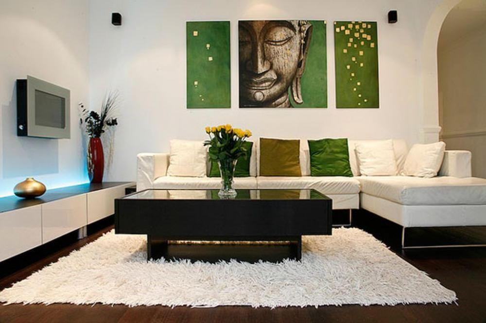 Explore Zen Living Rooms, Living Room Wall Decor, And More!