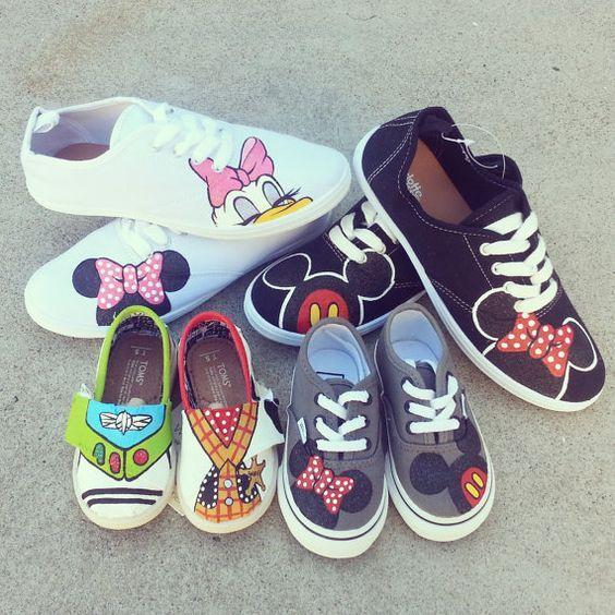 Disney shoes, Disney outfits