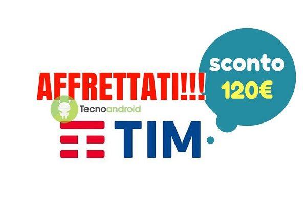 TIM Smart: sconti da 120€ per chi attiva le offerte entro il 5 agosto 2016 - http://goo.gl/boNLw3 - Tecnologia - Android