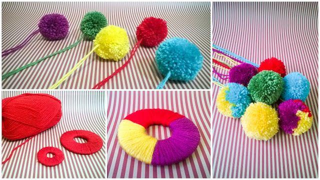 Wool Bouquet