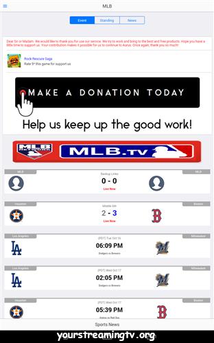 😍 Descargar you sport tv apk | Download Live Sports Tv HD Streaming