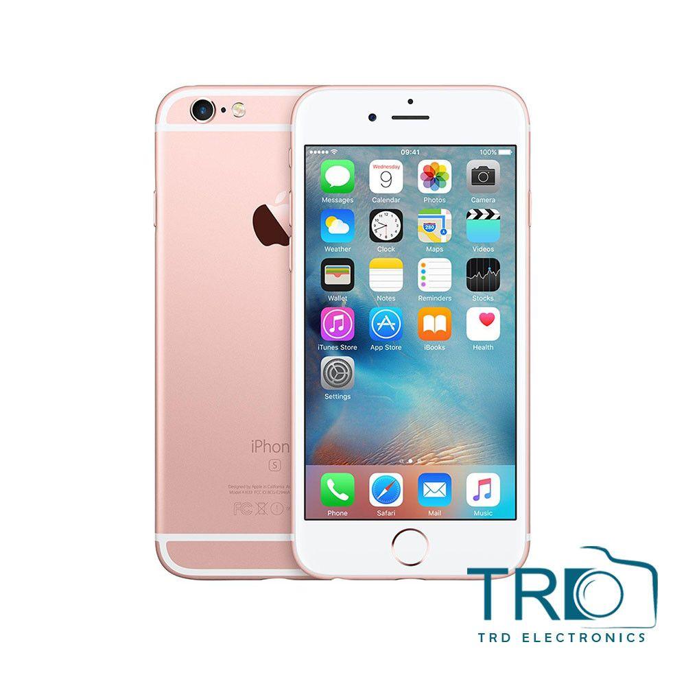 Apple iphone 6s rose gold 64gb mkqr2ba apple iphone