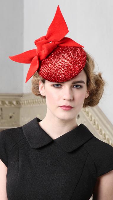 Jane Taylor Millinery - A/W 2013.