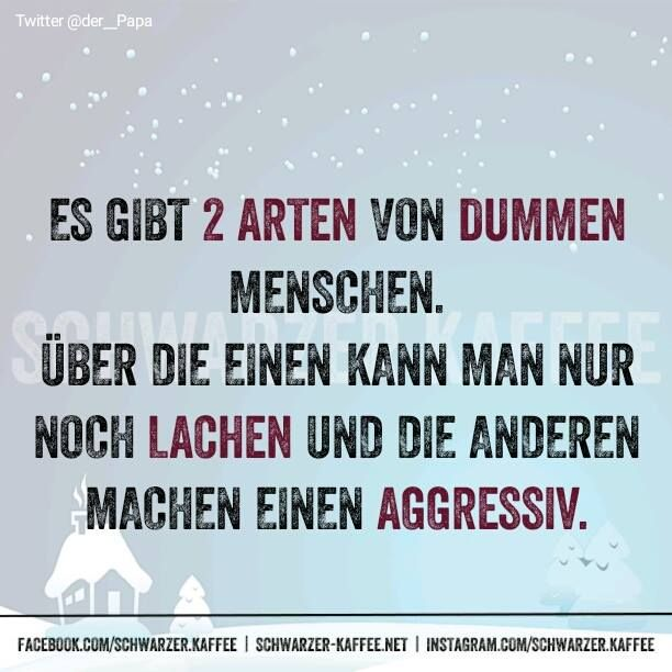 DUMME MENSCHEN | Quotes/Funny Things | Quotes, Funny und Funny Quotes