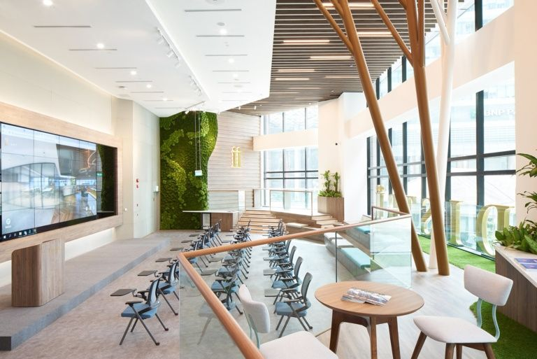 Office Tour Distrii Coworking Offices Singapore Commercial