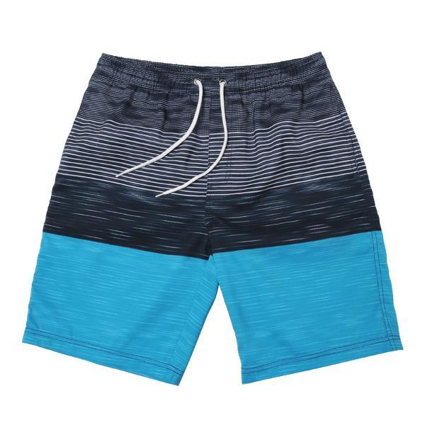 b9e4e5d20a Stripes Board Shorts. Stripes Board Shorts Men's Swimsuits, Men's Swimwear  ...