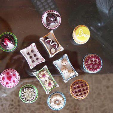 Making miniature food (español)-Angie Scarr (95 photos)