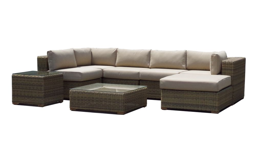 California Package A In Half Round Wicker. Outdoor LoungeOutdoor RoomsOutdoor  FurnitureFurniture ...