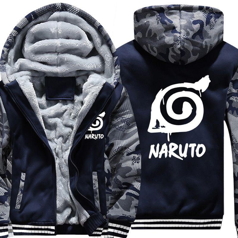 Warm Naruto Hoodies & Sweatshirts Anime Ootutuki/Hagoromo