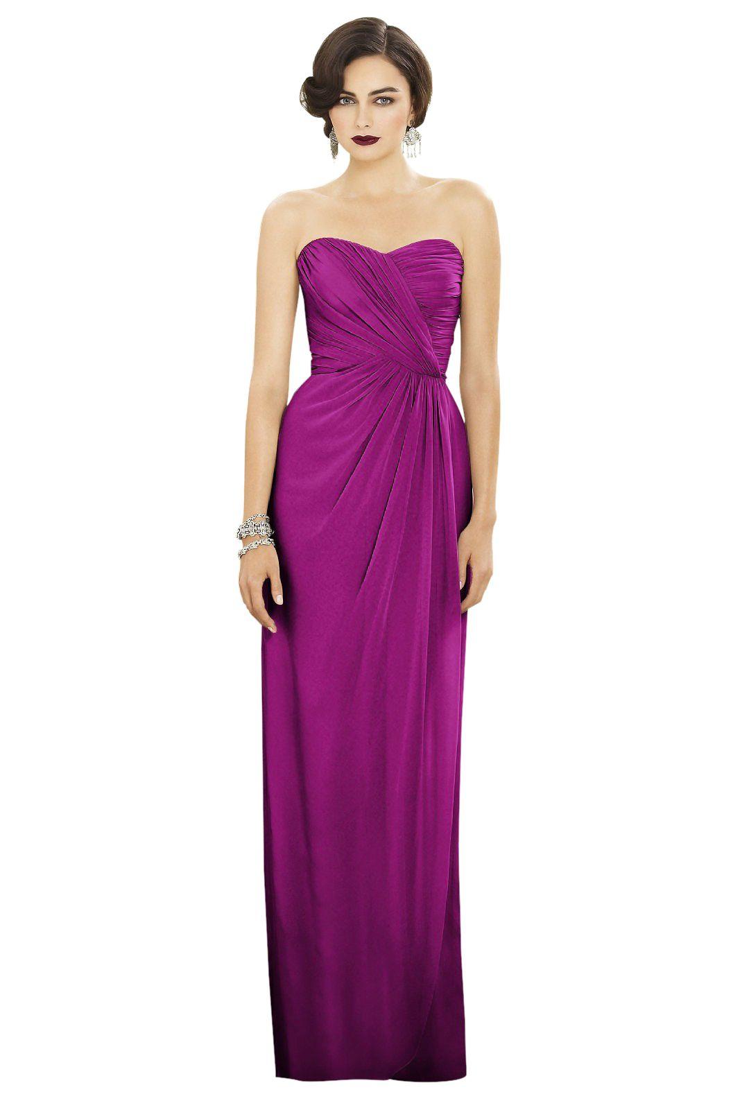 Dessy 2882 Bridesmaid Dress | Weddington Way | Wedding | Pinterest ...
