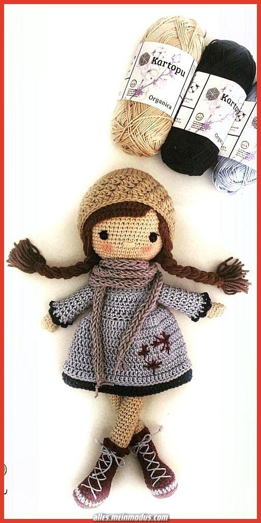 Zauberhafte Kostenlose Amigurumi Puppe Häkelanleitungen - Amigurumi #muñecosdeganchillo
