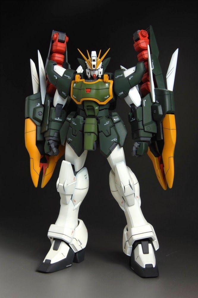 MG 1/100 Gundam Nataku EW Ver. Custom Build | Custom ...