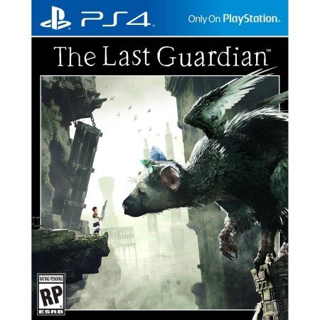 The Last Guardian (PS4) (pre-order for December release)