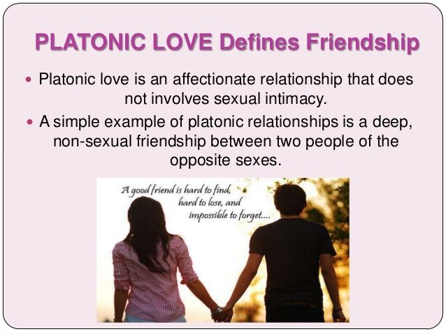 platonic love meaning