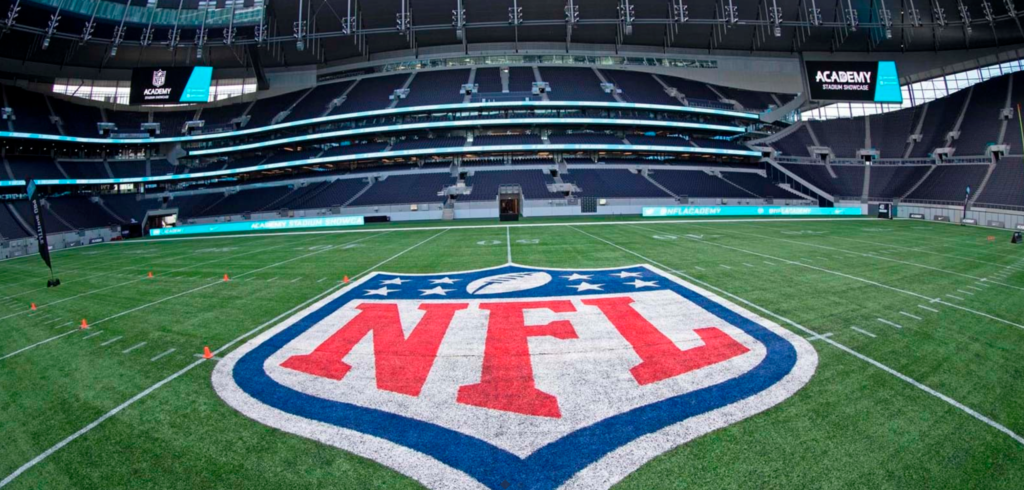 NFL 2020 schedule International games in London and