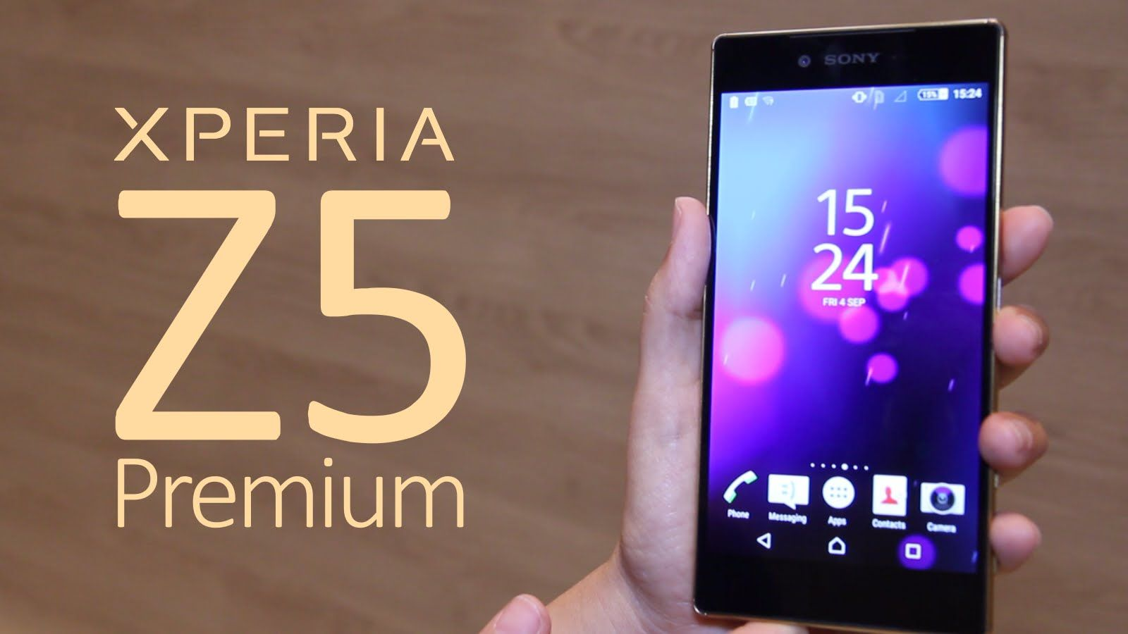 Xperia Z5 PREMIUM: Primeras impresiones, polémica 4K y Opinión (español)