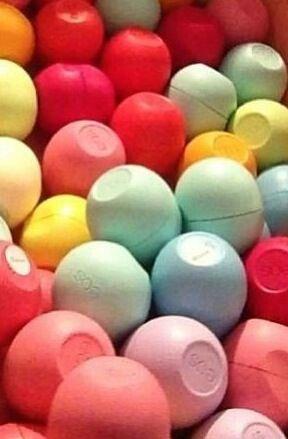 Details about EOS Lip Balm Lipbalm Authentic Evolution Sphere ...