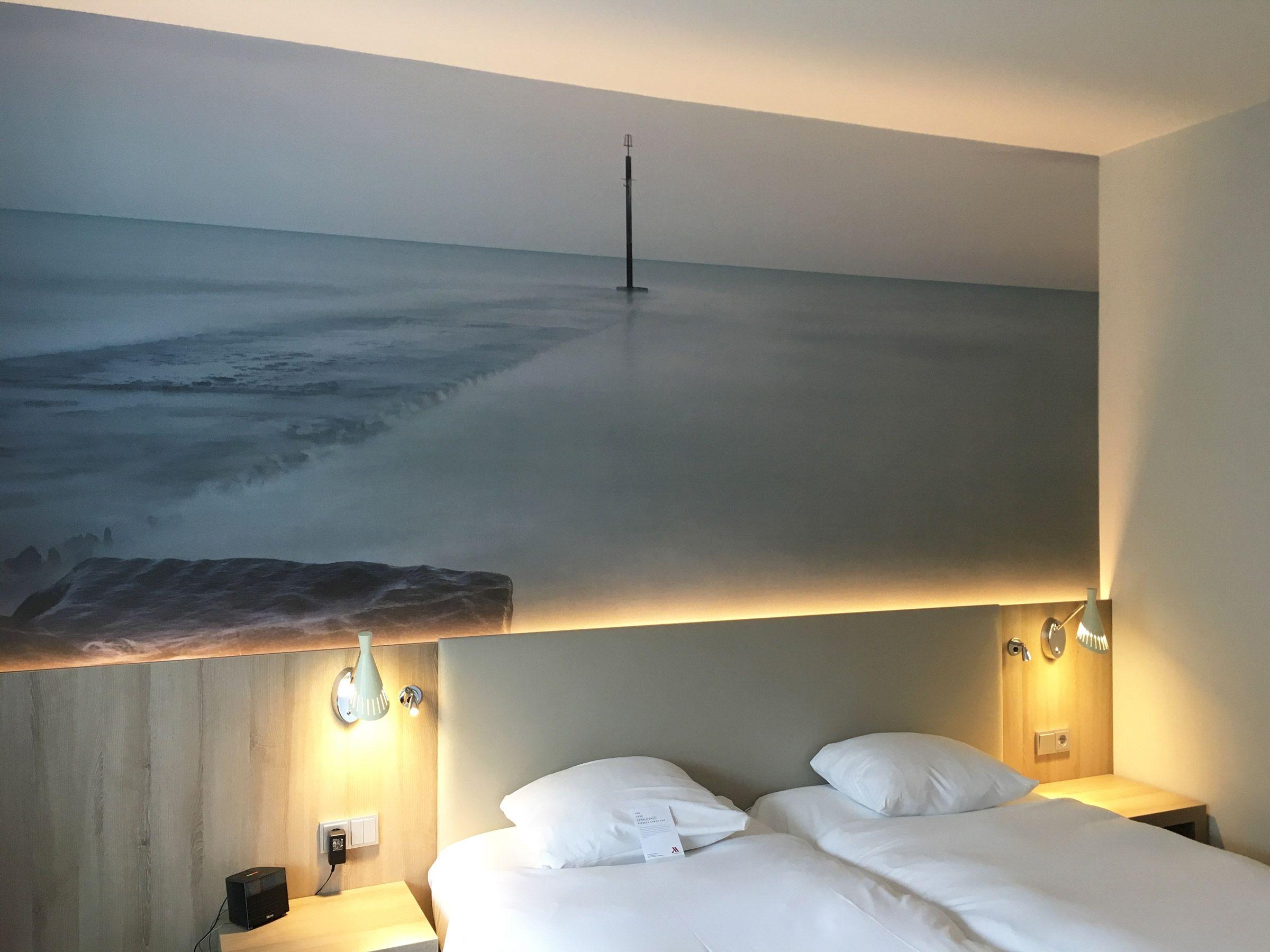 Chinees Tv Meubel Den Haag.Marriott Hotel Den Haag Interieur By Muurbloem Design Studio