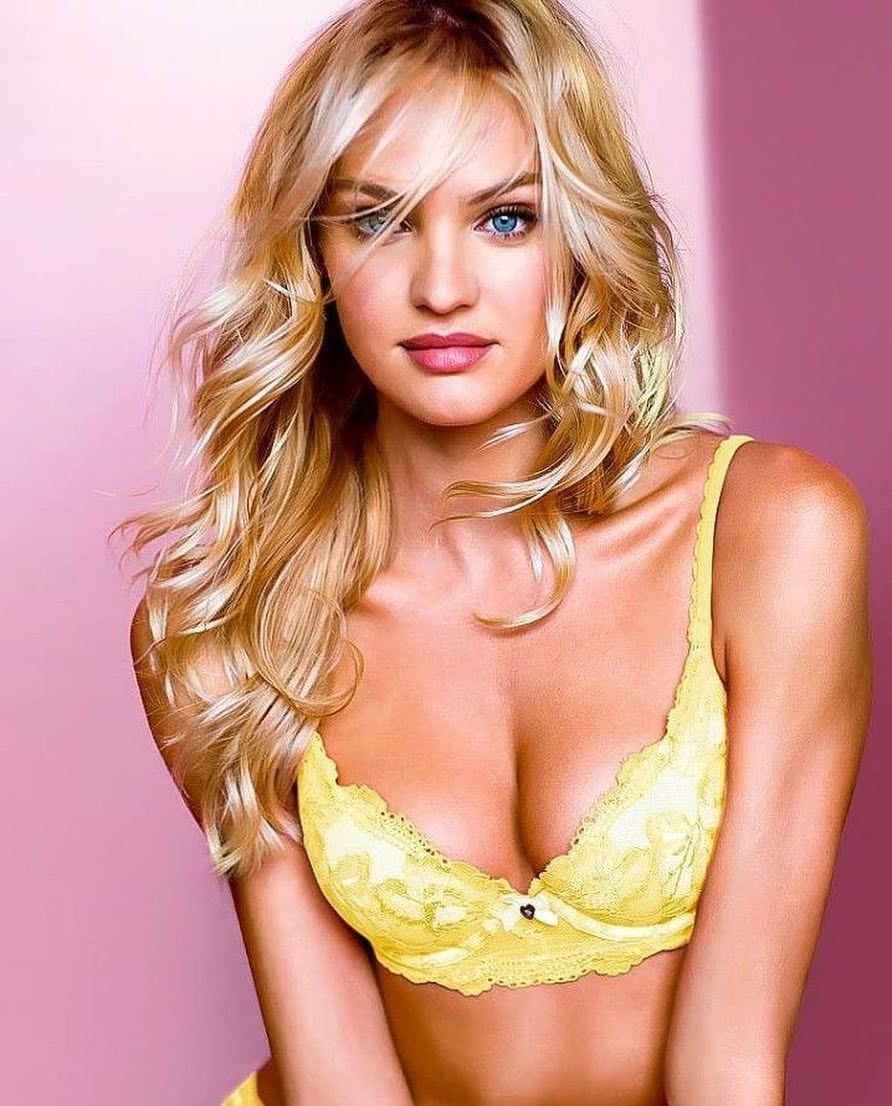 Candice Swanepoel's Organic DIY Mask for a BrighterComplexion recommend