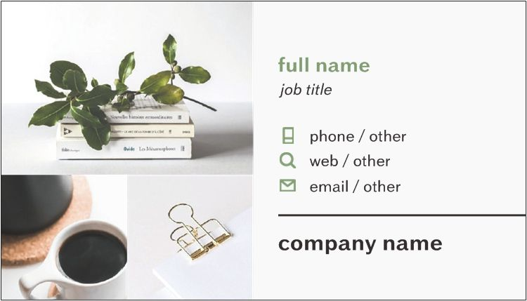 Recycled Matte Business Card Custom Business Cards Business