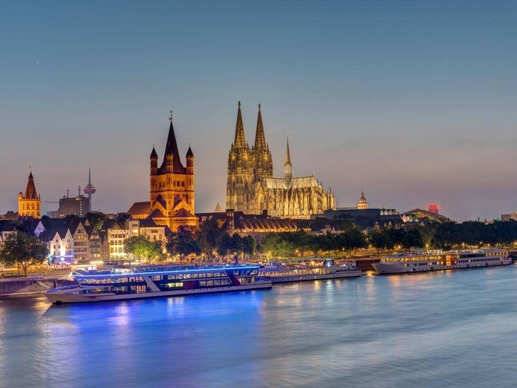 Einwohnerzahlen Köln