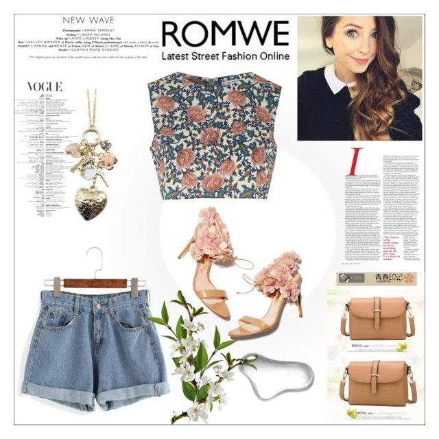 """Romwee contest"" by you-da-one-66 ❤ liked on Polyvore featuring KELA, Rupert Sanderson, BeiBaoBao and Glamorous"