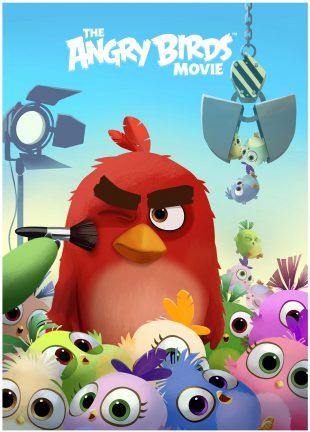 90e22a87f Angry-Birds-Pop-Angry-Birds-Movie-Poster-9 | Posters | Angry birds ...