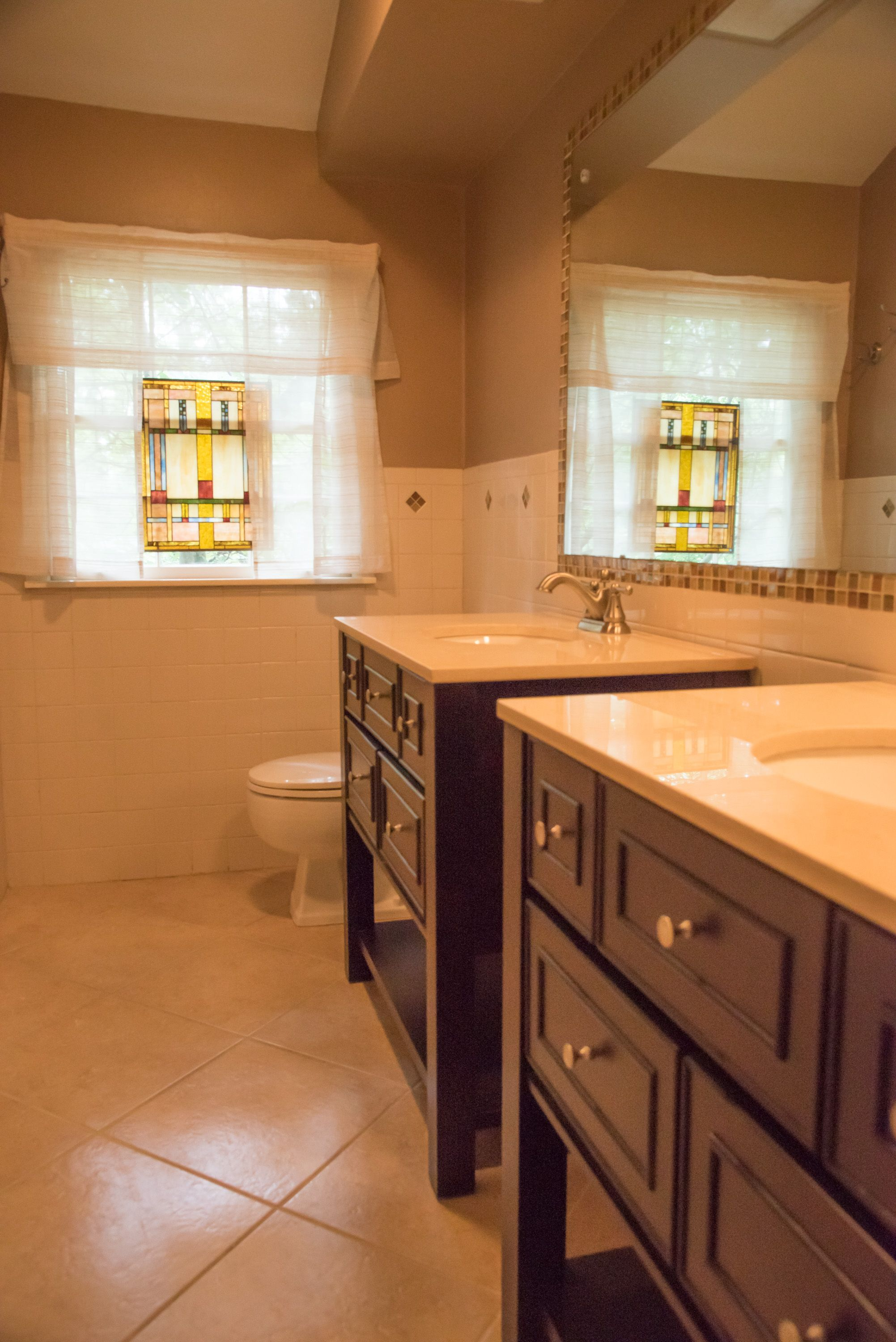 Vanities that look more like furniture than cabinets can ...
