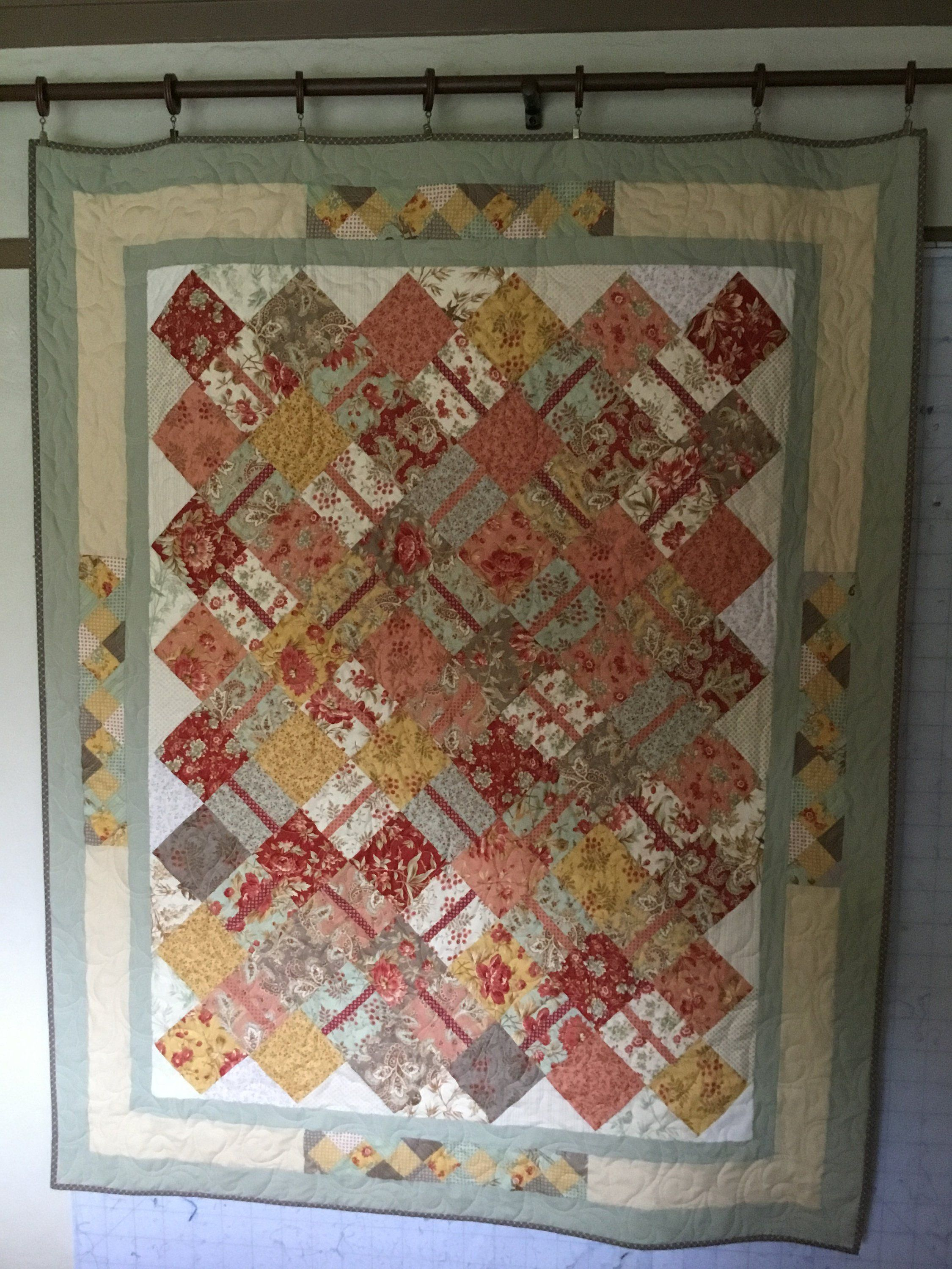 Homemade Quilts For Sale >> Paisley Floral Quilt Quilts For Sale Handmade Quilts Homemade