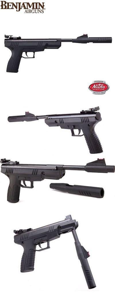 Air Guns and Slingshots 178886: Crosman Benjamin Trail Nitro Piston