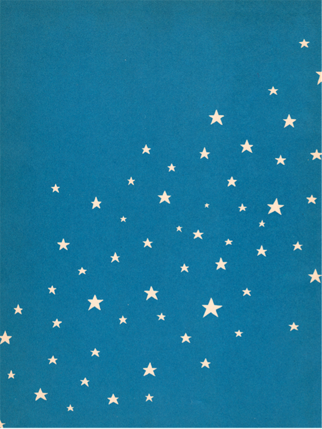 my vintage book collection (in blog form).: Picture Book of Astronomy - illustrated by Richard Floethe
