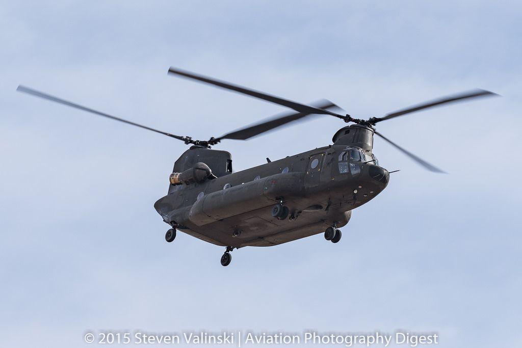 "Boeing CH-47SD ""Super D"" Chinook"
