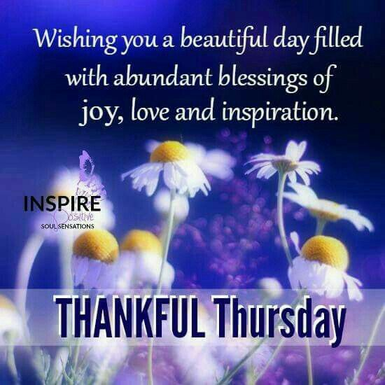 Good Morning Thursday Dayz Morning Blessings Morning Quotes