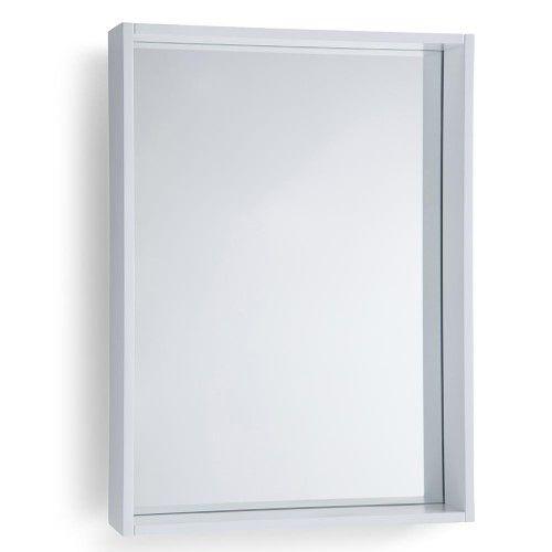 Russo 22 X 30 Inch Mirror In White